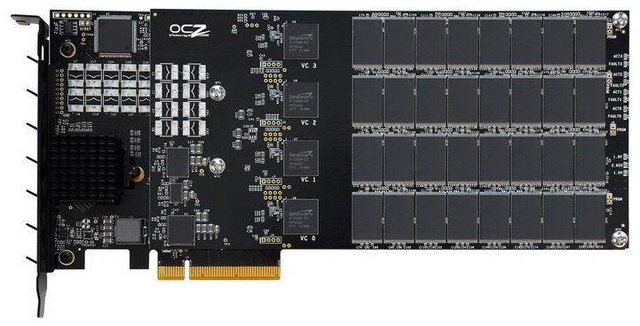 Накопитель SSD OCZ ZD4CM88-FH-1.6T 1.6Тб, PCI-E AIC (add-in-card), PCI-E x8