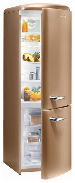 Холодильник GORENJE RK 60359 OCO,  двухкамерный,  коричневый [rk60359oco]
