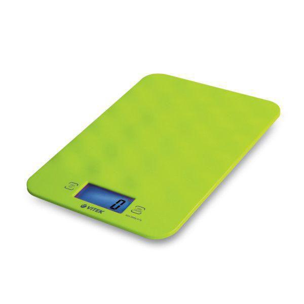 Весы кухонные VITEK VT-2408,  зеленый