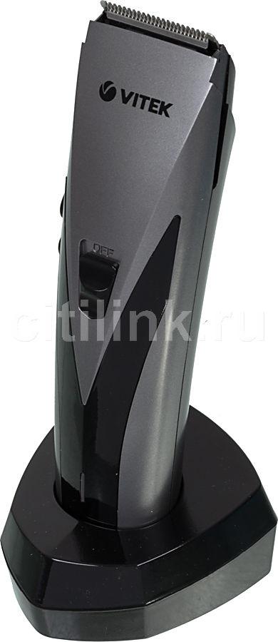 Триммер VITEK VT-1360,  серый [1360-vt-02]