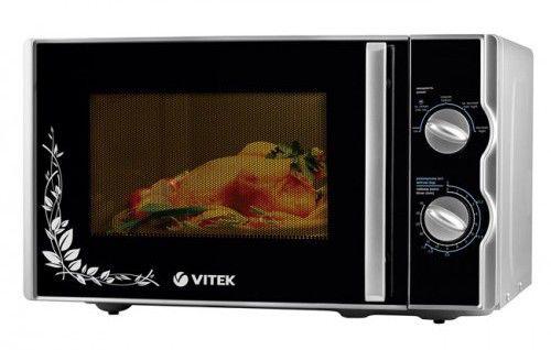 Микроволновая печь VITEK VT-1692, серебристый