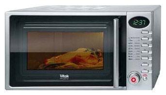 Микроволновая печь VITEK VT-1694, черный