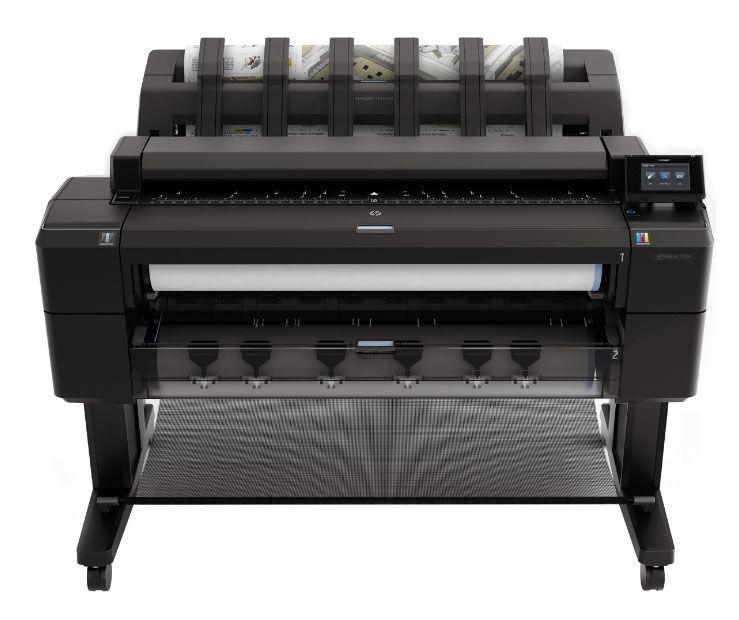 Плоттер HP Designjet T2500 PostScript eMultifunction (CR359A) A0