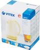 Чайник электрический VITEK VT-1134-01-Y, 1000Вт, желтый вид 10