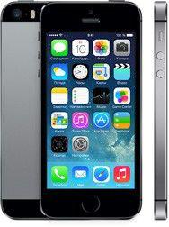 Смартфон APPLE iPhone 5s MF358ZP/A  64Gb, серый