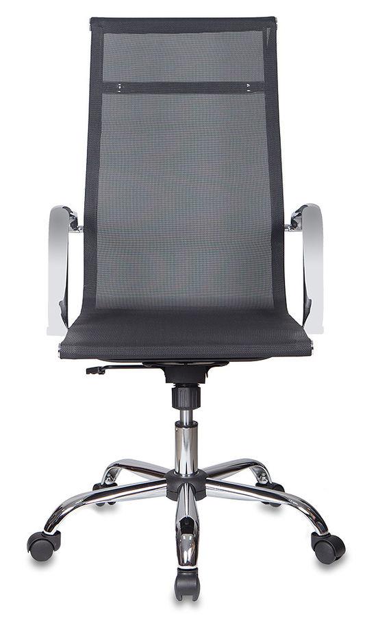 Кресло руководителя БЮРОКРАТ CH-993, на колесиках, сетка, черный [ch-993/m01]