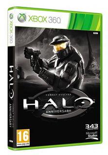 Игра BUKA Halo: Combat Evolved Anniversary для  Xbox360 Rus