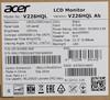"""Монитор ACER V226HQLAB 21.5"""", черный [um.wv6ee.a06] вид 11"""