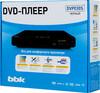 DVD-плеер BBK DVP030S,  черный [(dvd) player dvp030s б/д чер] вид 9