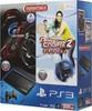 Игровая консоль SONY PlayStation 3 PS719231684, черный вид 19