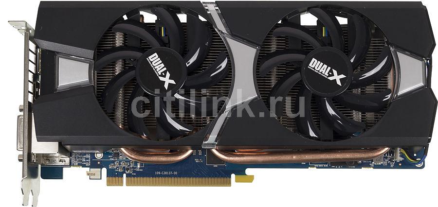 Видеокарта SAPPHIRE Radeon R9 280X,  11221-00-40G,  3Гб, GDDR5, OC,  Ret
