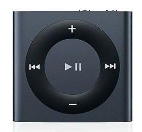 MP3 плеер APPLE iPod Shuffle flash 2Гб темно-серый [me949ru/a]