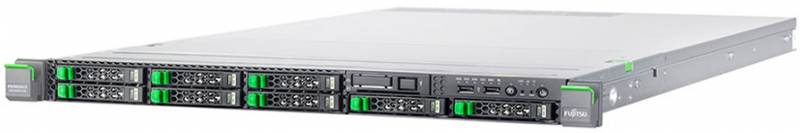 Сервер Fujitsu PRIMERGY RX200 S8 1xE5-2650v2 1x8Gb 2.5
