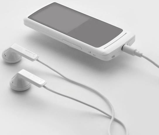 MP3 плеер COWON Iaudio 9+ flash 16Гб белый