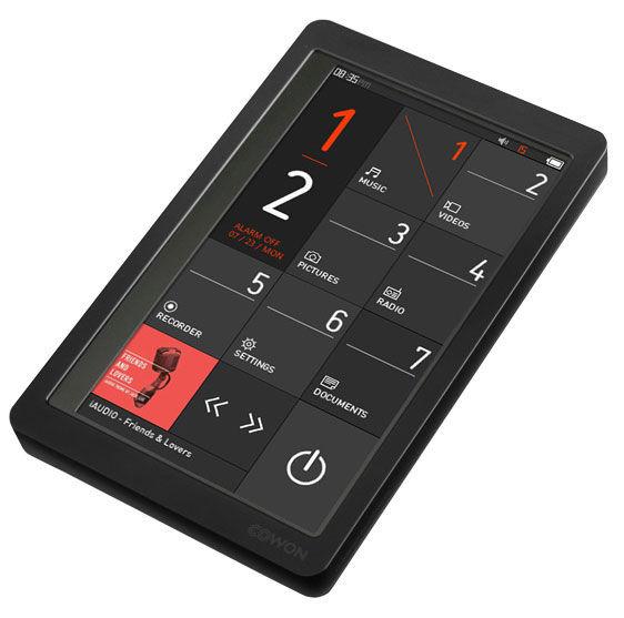MP3 плеер COWON Iaudio X9 flash 32Гб черный