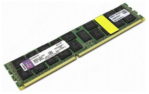 Память DDR3L 8Gb 1333MHz Kingston (KVR13LR9D4/8I) ECC RTL Reg DR x4 1.35V w/TS Intel