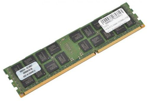 Память DDR3 16Gb 1333MHz Kingston (KVR13R9D4/16) ECC RTL Reg CL9 DIMM DR x4 w/TS