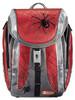 Ранец Step By Step Flexline Black Widow красный/серый паук 5 предметов [00119714] вид 3