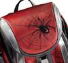 Ранец Step By Step Flexline Black Widow красный/серый паук 5 предметов [00119714] вид 8