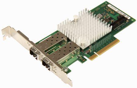 Адаптер Fujitsu Eth Ctrl 2x10Gbit PCIe x8 D2755 SFP+ (S26361-F3629-L502)