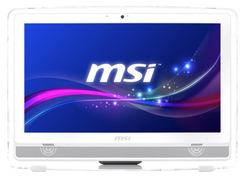 Моноблок MSI AE220-016, AMD A4 5000, 4Гб, 500Гб, AMD Radeon HD 8330, DVD-RW, Free DOS, белый [9s6-ac1512-016]