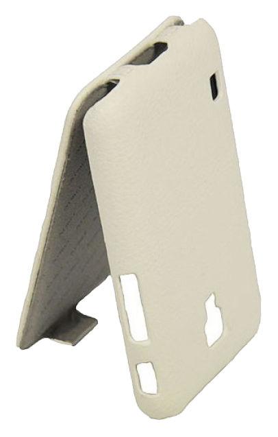 Чехол (флип-кейс) ARMOR-X flip full, для LG Optimus L4 II Dual, белый