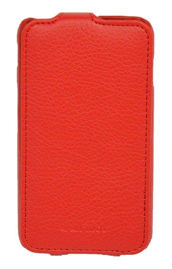 Чехол (флип-кейс) ARMOR-X flip full, для LG Optimus L7 II Dual, красный