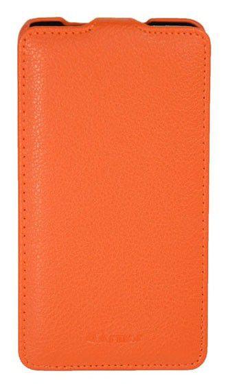 Чехол (флип-кейс) ARMOR-X flip full, для Samsung Galaxy Note 3, оранжевый