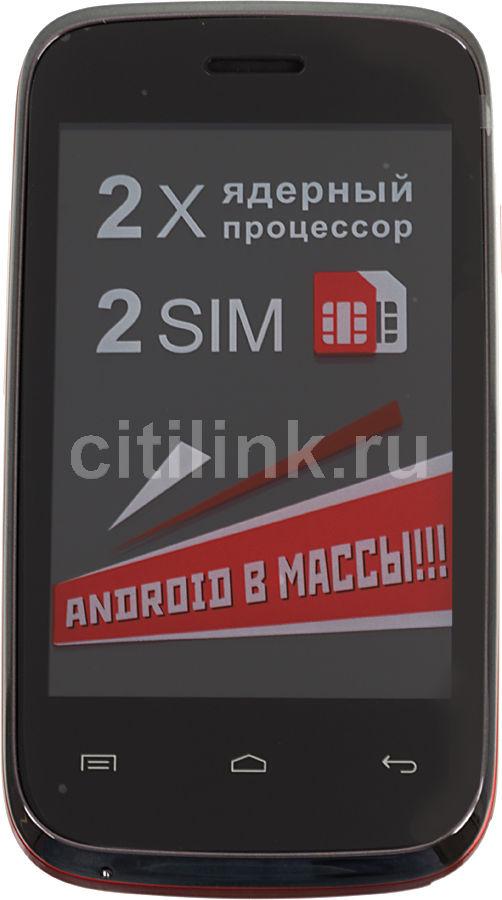 Смартфон EXPLAY N1  красный