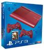 Игровая консоль SONY PlayStation 3 PS719205975, красный вид 6