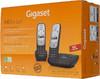 Радиотелефон GIGASET A415A Duo,  черный вид 9