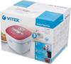 Мультиварка VITEK VT-4206,  800Вт,   красный [4206-vt-01] вид 10