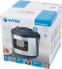 Мультиварка VITEK VT-4210,  700Вт,   черный/серебристый [4210-vt-01] вид 9
