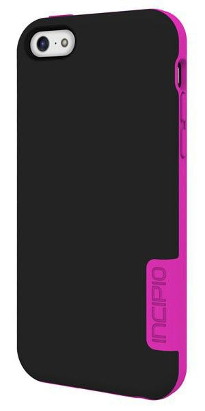 Чехол (клип-кейс) INCIPIO OVRMLD, для Apple iPhone 5c, черный [iph-1147-blk]