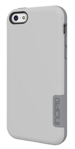 Чехол (клип-кейс) INCIPIO OVRMLD (IPH-1147-WHT), для Apple iPhone 5c, белый