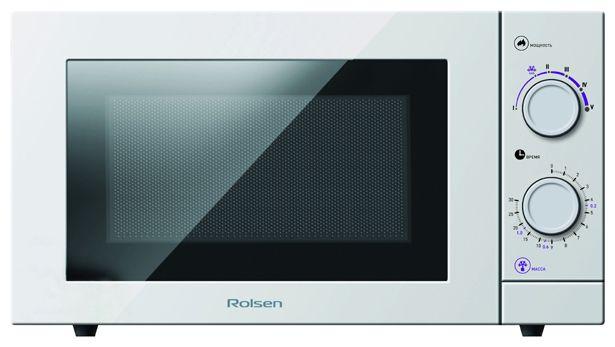 Микроволновая печь ROLSEN MS-2080ML, белый