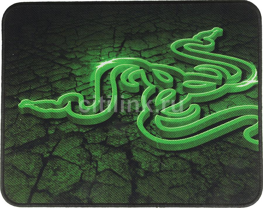 Коврик для мыши RAZER Goliathus 2013 Control Small зеленый/рисунок [rz02-01070500-r3m1]