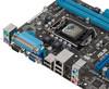Материнская плата ASUS H61M-D/C/SI LGA 1155, mATX, bulk вид 4
