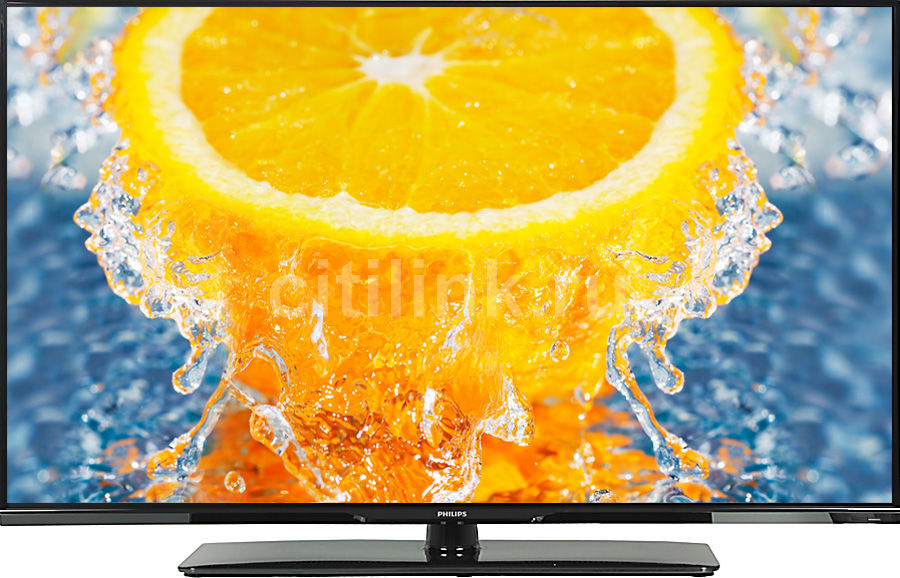 "LED телевизор PHILIPS 47PFL3198T/60  ""R"", 47"", FULL HD (1080p),  черный"