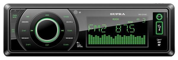 Автомагнитола SUPRA SFD-121USC,  USB,  SD/MMC