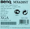 Проектор BENQ MX620ST черно-серый [9h.j9v77.13e] вид 11