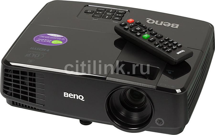 Проектор BENQ MS521P черный [9h.jav77.12e]