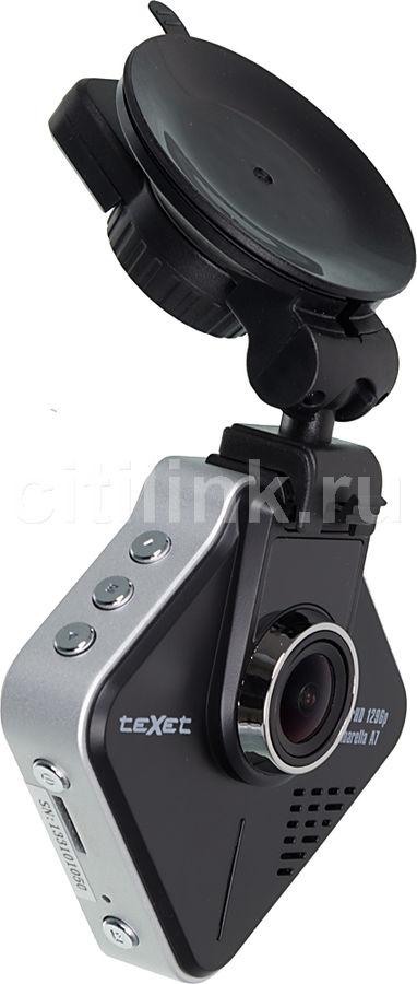 Видеорегистратор TEXET DVR-670А7 черный
