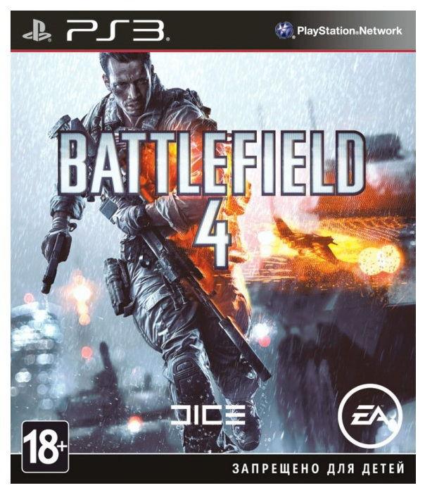 Игра MICROSOFT Battlefield 4 для  PlayStation3 Rus