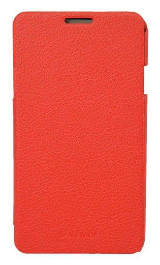 Чехол (флип-кейс) ARMOR-X book, для Samsung Galaxy Note 3, красный