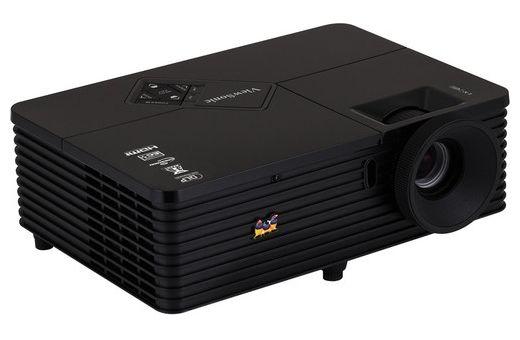 Проектор VIEWSONIC PJD6345 черный