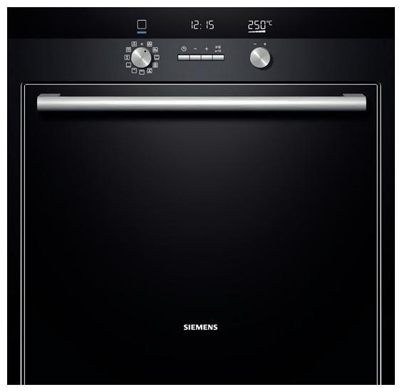 Духовой шкаф SIEMENS HB75BC652F,  черный