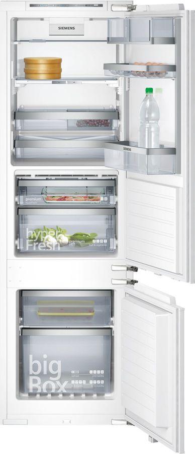 Встраиваемый холодильник SIEMENS KI39FP60RU белый