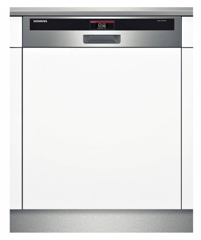 Посудомоечная машина SIEMENS SN56T590RU,  белый