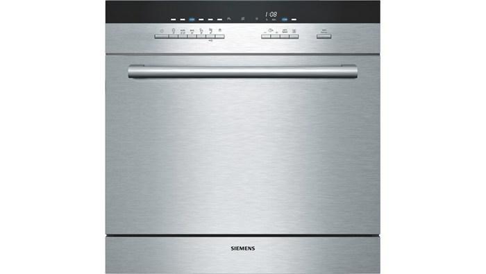 Посудомоечная машина SIEMENS SC76M530RU,  серебристый